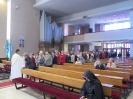 Dekanatátne stretnutie kňazov a Sestričky Božieho milosrdenstva v SO