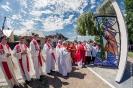 Odpustová slávnosť sv. Vavrinca a posviacka kaplnky sv. Krištofa_20