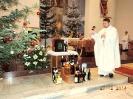 Požehnanie vína na sviatok sv. Jána