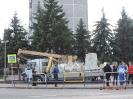 Príprava a posviacka sochy sv. Michala Archanjela_16