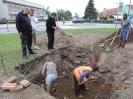 Príprava a posviacka sochy sv. Michala Archanjela_5