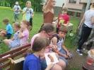 Farská opekačka pre deti