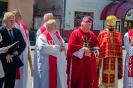 Odpustová slávnosť sv. Vavrinca a posviacka kaplnky sv. Krištofa